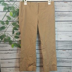 The Limited Cassidy Fit chino dress pants sz 6